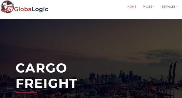 GlobaLogic – Customizable WordPress Theme