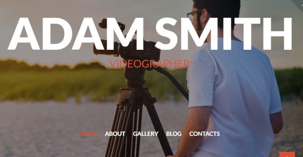 Adam Smith - WPML WordPress Theme