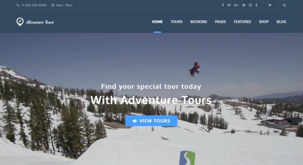 adventure-theme