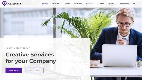 agency-kirki-customizer-wordpress-theme