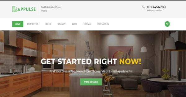 appluse flexible wordpress theme