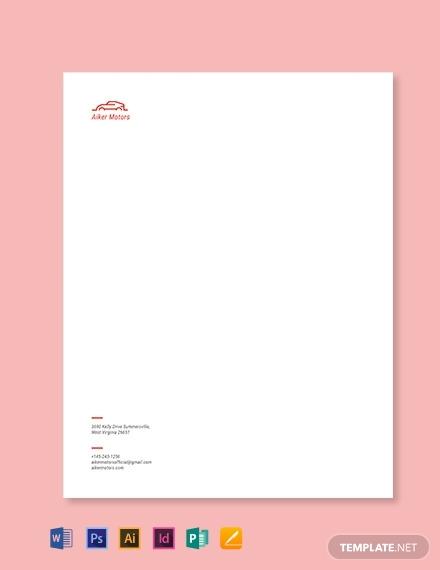 auto dealers letterhead template 440x570 1