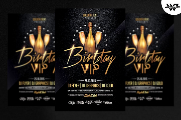 birthday-vip-flyer-template