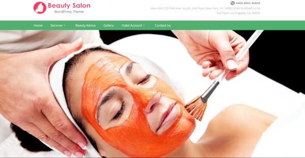 beauty salon – spa and massage wordpress theme1