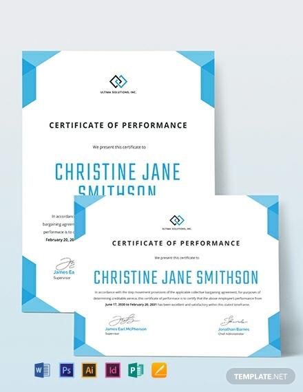 best performance certificate template 440x570 1