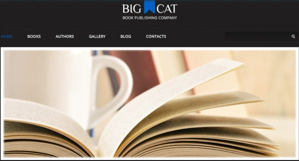 big-cat-600-google-fonts-wordpress-theme