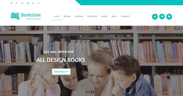 bookstore-woocommerce-wordpress-theme