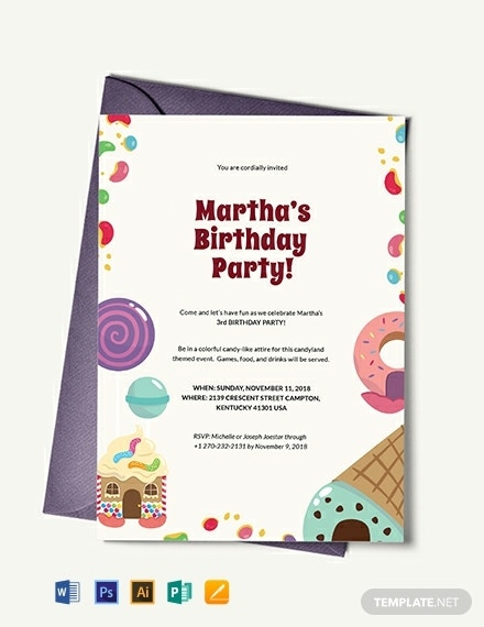 candyland birthday invitation template 440x570 1