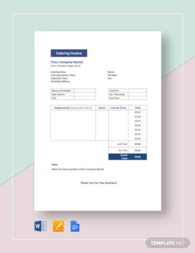 catering-invoice-template