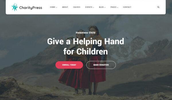 charitioustheme