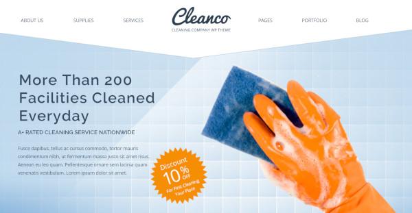 cleanco-woocommerce-wordpress-theme