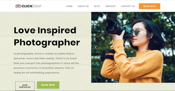 clicksnap – elementory wordpress theme1