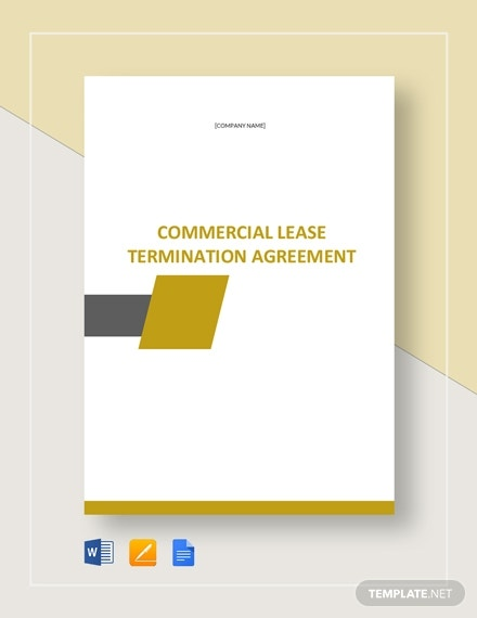 commercial lease termination agreement 2