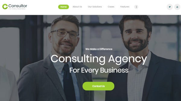 consultor-wordpress-theme