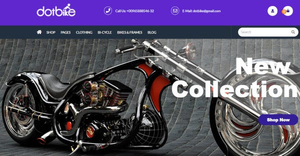 dotbike-cross-browser-wordpress-theme