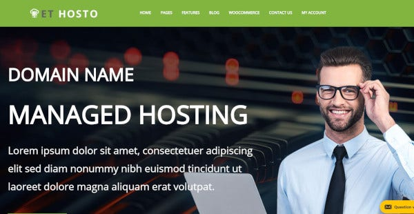 et-hosto-studiopress-wordpress-theme