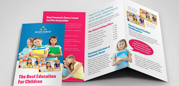 education brochures