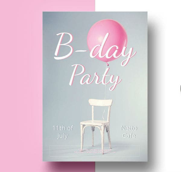 elegant-birthday-party-flyer-template