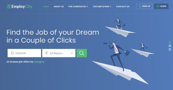 employ-city-html5-wordpress-template