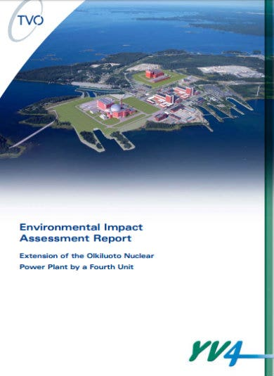 environmental impact assesssment report