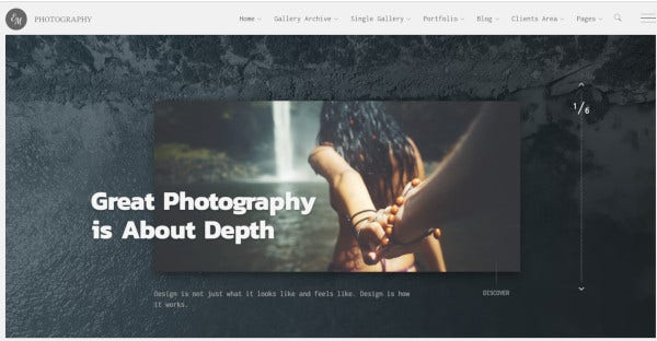 eram – responsive wordpress theme