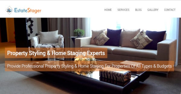 estatestager seo friendly wordpress theme
