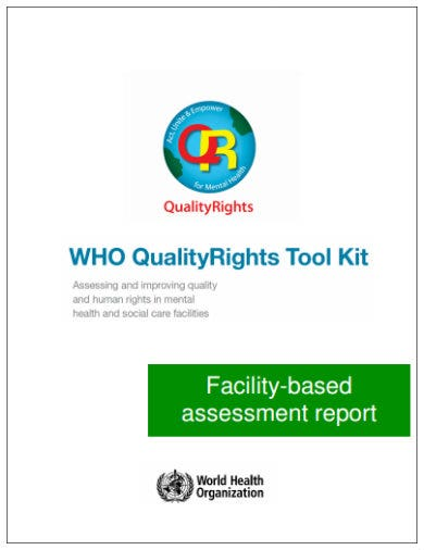 facility based assessment report