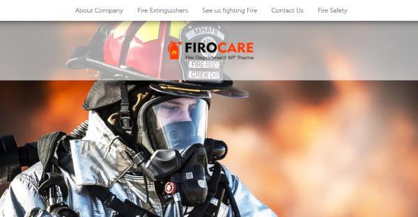 Firocare – Translation Ready WordPress Theme