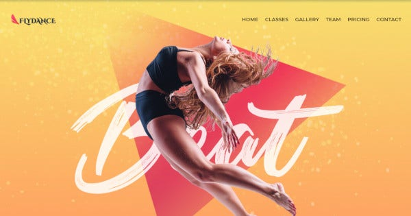 flydance wordpress theme