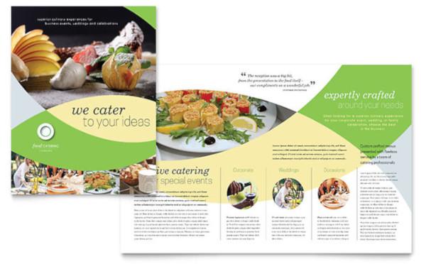 food-catering-brochure-template