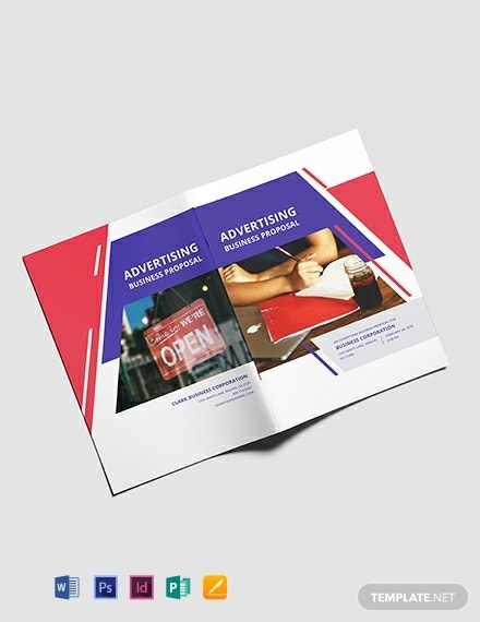 free advertising business proposal template 440x570 1