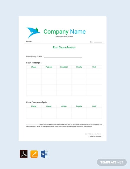 free blank root cause analysis template 440x570 1
