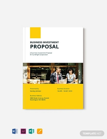 free business investment proposal template 440x570 1