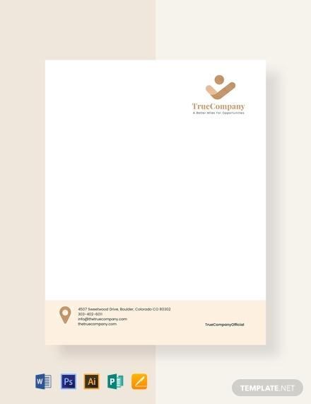 free corporate letterhead template 440x570 1