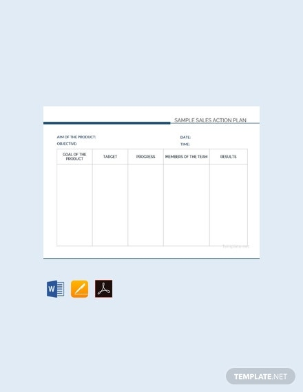 free sample sales action plan template 440x570 1
