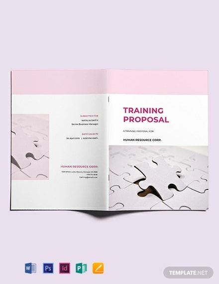 free training proposal template 440x570 1