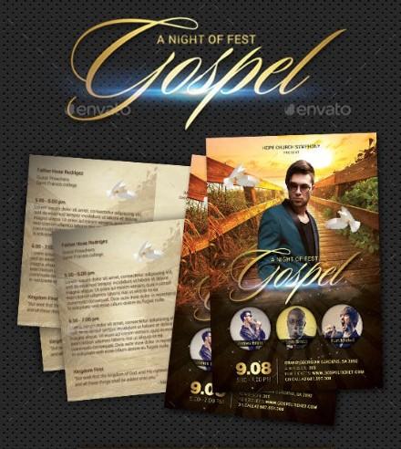 gospel-fest-postcard