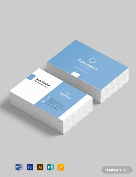 graduate student business card template 440x570 1