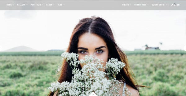 grand photography – mobile friendly wordpress theme