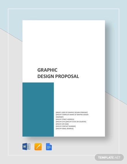 Design Proposal 12 Free Word Pdf Documents Download