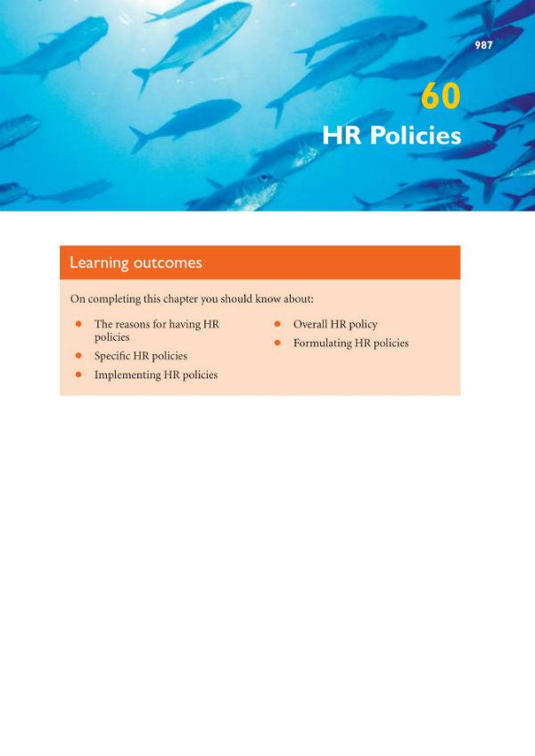 hr policies 01