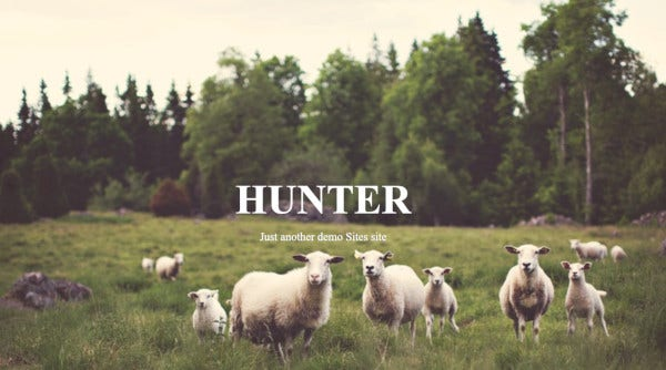 hunter bootstrap 3 frameworks wordpress theme