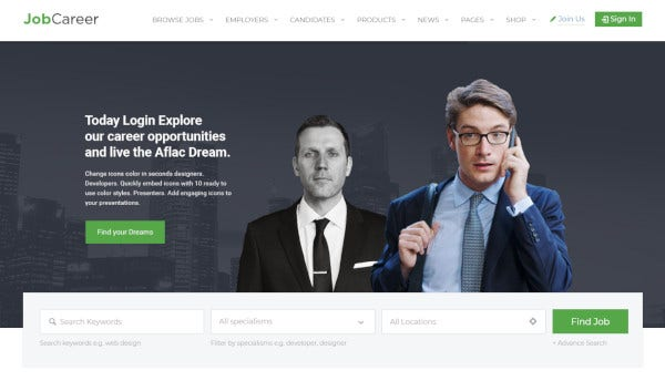 jobcareer-cross-browser-friendly-wordpress-theme