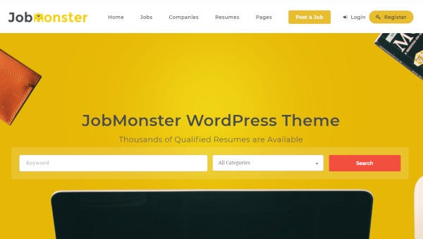 jobmonster-wpbakery-wordpress-theme