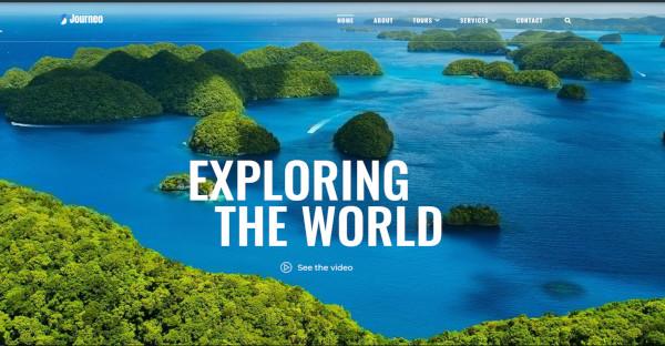 Journeo HTML5 WordPress Theme