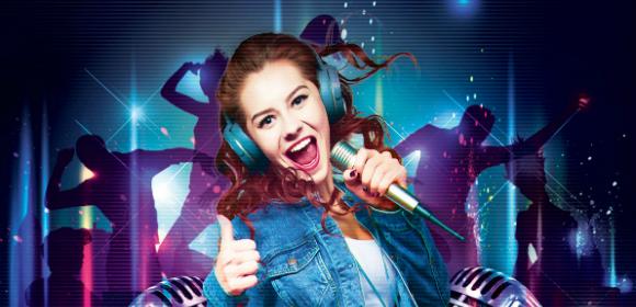 karaokeposter