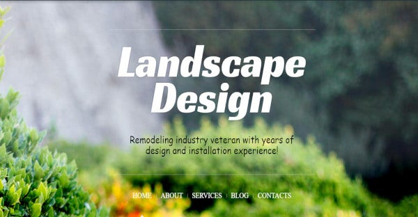 19 Gardening Landscaping Wordpress Themes Templates 2019