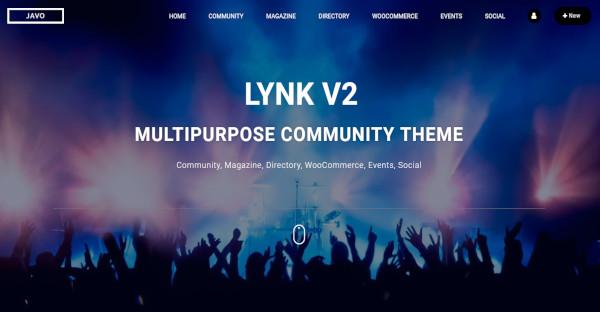 Lynk - WooCommerce WordPress Theme