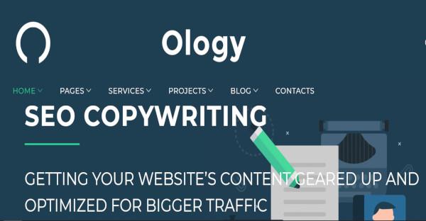 marketology– wordpress theme
