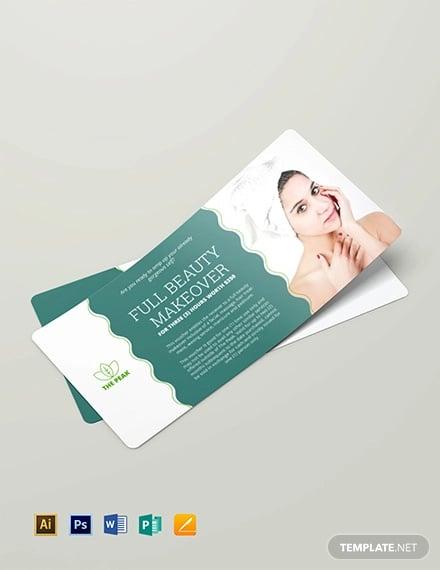 23+ Massage Voucher Templates - PSD